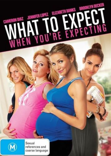 1 of 1 - NEW..What To Expect When You're Expecting..CAMERON DIAZ..JENNIFER LOPEZ...REG 4