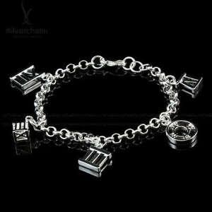 bracelet argent ado