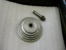 ALUMINUM MULTI STAGE (5) SPEED INCREASER PULLEY