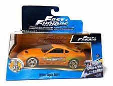 Fast and Furious Brian's Toyota Supra Jada Diecast 1/32 Supra  2JZ