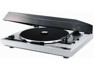 THORENS-TD-170-1-silver-3-Speed-Fully-Automatic-Turntable-w-ortofon-cartridge