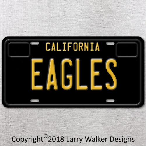 Biola Eagles University in California Aluminum License Plate Tag New