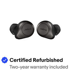Jabra Elite 85t - Titanium Black Certified Refurbished