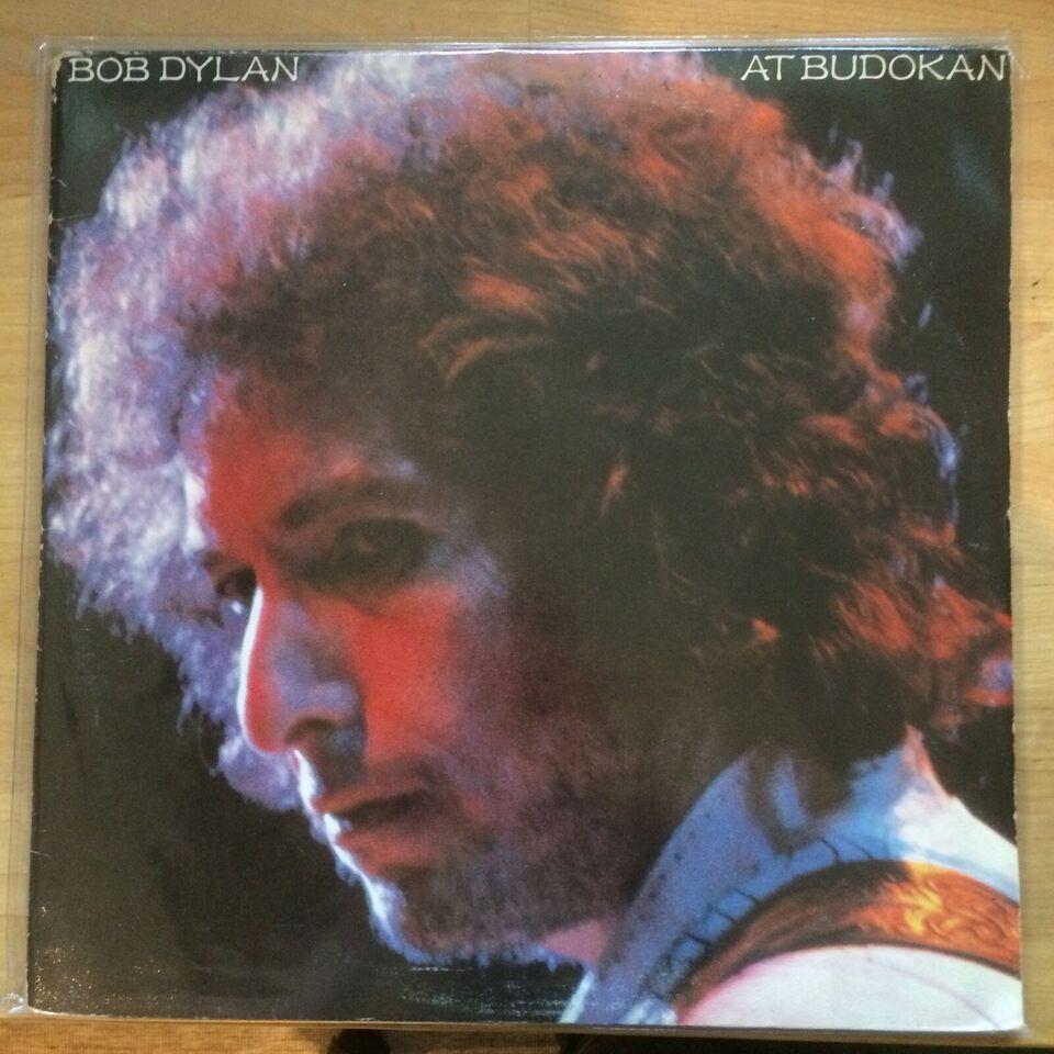 LP, Bob Dylan, At Budokan