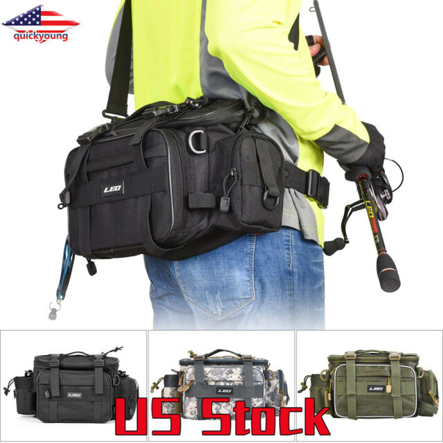 Fish 88 Piece With Fishing Bait Accessories Case Kit Set For Beginner