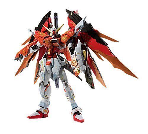 Metal Construye Gundam Semilla Destiny Heine a Medida Figura de Acción Bandai F