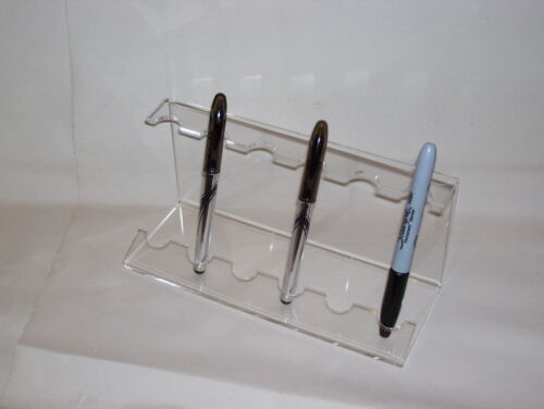 6 PEN E CIG CLEAR ACRYLIC DISPLAY STAND