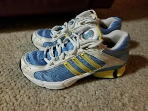 Vintage-ADIDAS-SHOX-Shock-Absorb-Vigor-Running-Bounce-Shoes-Womens-Sz-7-5