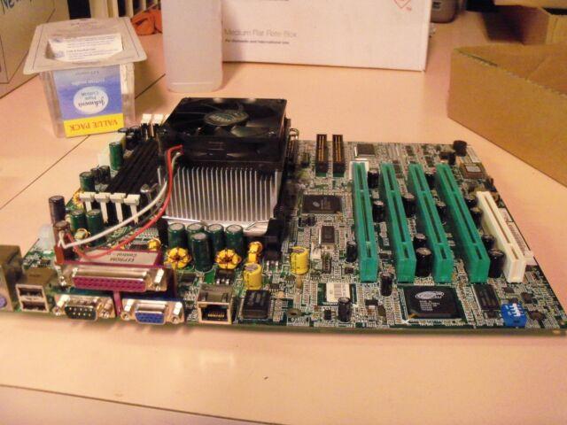 Gateway 920 Server Socket 478 System Motherboard 4000816 with 2GHz Celeron CPU
