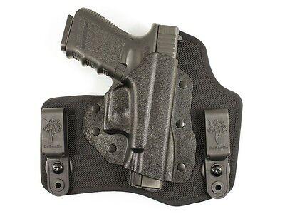 DeSantis Invader Inside the Waistband (IWB) Holster – Glock 17, 19, 22, 23, 26,
