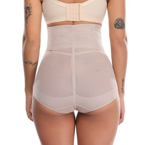 Details about  /US Fajas Colombianas High-Waist Tummy Control Seamless Body Shaper Boned Panties