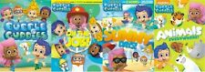 BUBBLE GUPPIES LOT OF 4 DVD New Sealed 20 Episodes + Movie