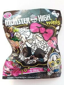 New Monster High Minis Season 2 Mystery Blind Bag Single