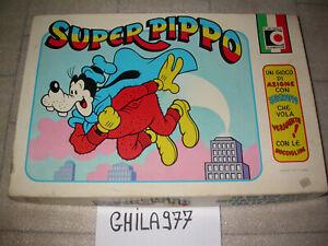 GIOCO-SUPER-PIPPO-CLEMENTONI-ANNI-70-COMPLETO-AL-99-IN-BUONE-CONDIZIONI-LOOK