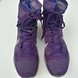 best sneakers 40ff3 320eb Image is loading Nike-Kobe-X-10-Elite-High-718763-505-