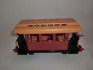 playmobil 4120 eisenbahn personenwaggon wagen wilder. Black Bedroom Furniture Sets. Home Design Ideas