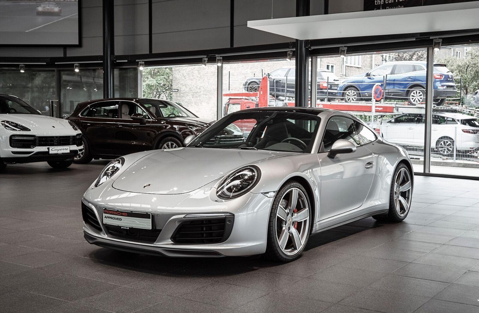 Porsche 911 Carrera 4S 3,0 Coupé PDK 2d - 21.755 kr.