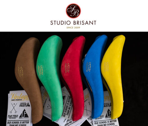 light green San Marco Concor Supercorsa Saddle red blue yellow