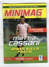 MINIMAG CAMPIONATO 2008-2009 - PALERMO N. 171 MATTIA CASSANI