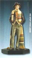 "#17 ""Tom Baker 4th"" Doctor Who Painted Figurine from UK/Eaglemoss w Mag(DWEM-17)"
