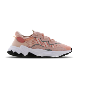 Details about Womens ADIDAS OZWEEGO W Pink Trainers EG6724