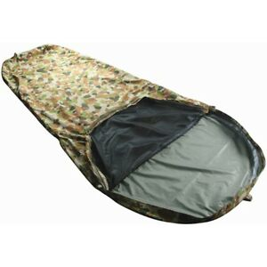 AUSCAM-TACTICAL-BIVY-BAG-WITH-INSECT-SCREEN-DPCU-BREATHABLE-WATERPROOF