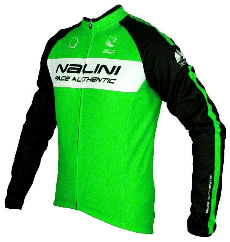 Nalini PRO GRACRUX B Radtrikot langarm grün ( 89 89 89 90 EUR) b4b23b