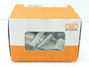 100 Pièces Obo Bettermann Contre Baignoire 2058 22 Cea | 1195 220 | Nouveau Dans Neuf Dans Sa Boîte-afficher Le Titre D'origine