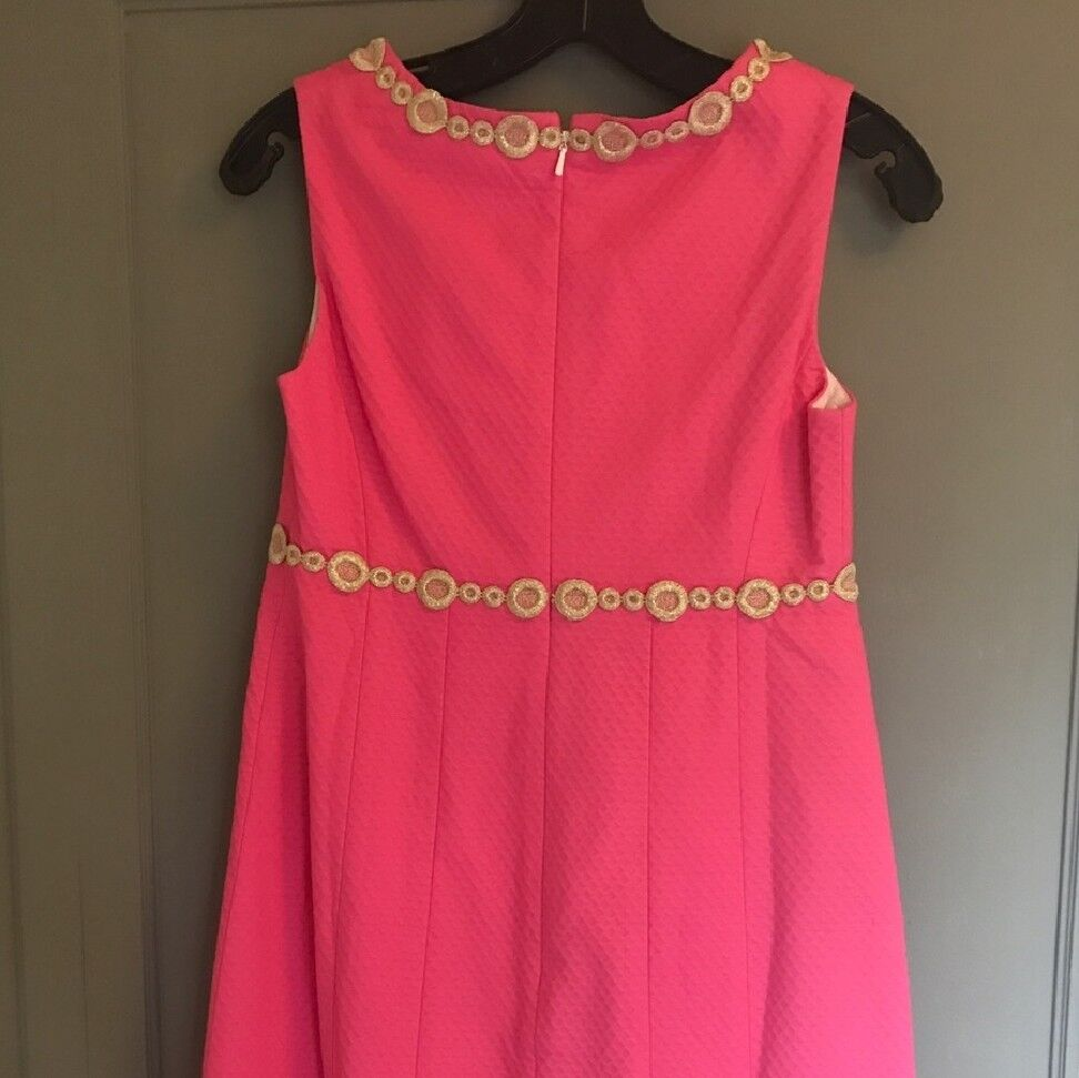 Lilly Pulitzer Pulitzer Pulitzer Rosie shift dress pink size 0 nwt  188 5e34ce