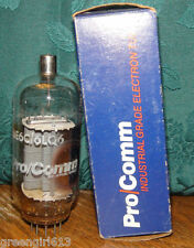 Vintage Pro Com 6JE6C 6LQ6 Vacuum Tube Results= 7700