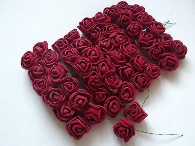 5//10//20x Künstliche Rosen Kunstblumen Blumenstrauß Blume Seidenblumen Hochzeit