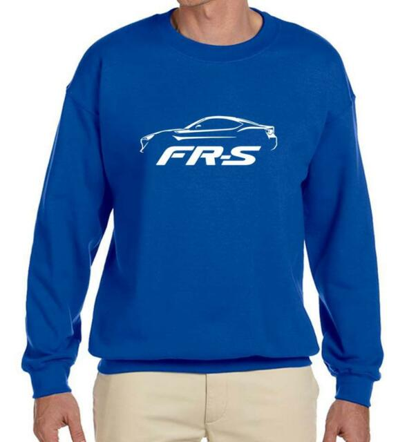 Toyota FRS Sports Car Classic Outline Design Sweatshirt