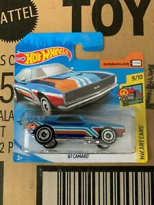 Hot-Wheels-67-Chevrolet-Camaro-2019-Treasure-Hunt-BOXED-SHIPPING