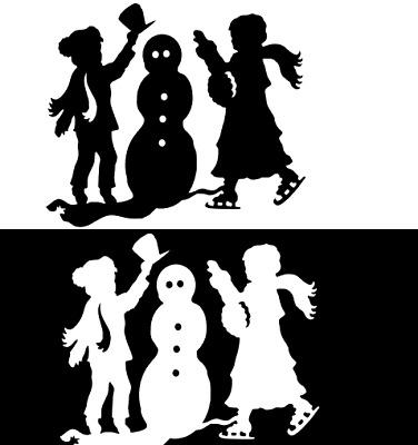 6 Snowman #03 Die Cut Embellishment Christmas Card Topper Scrapbooking Craft
