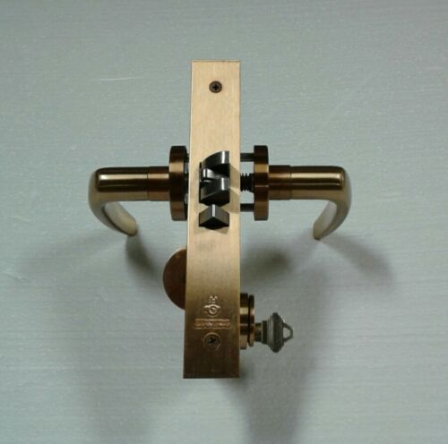 Schlage L9050//60// Series Commercial Grade 1 Mortise Keyed Entry Single Cylinder