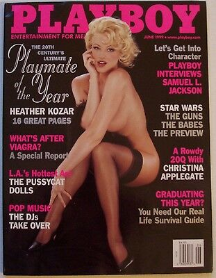 Playboy June 1999 Edition US