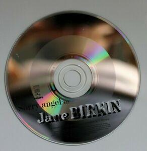 JANE-BIRKIN-chante-GAINSBOURG-SORRY-ANGEL-Promo-CD-Single