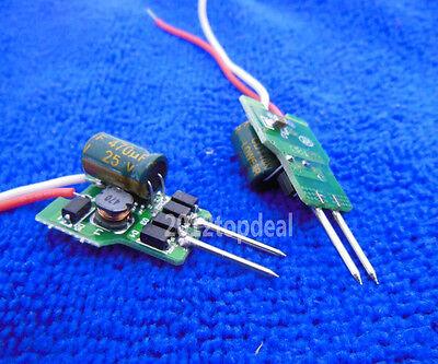 LED Driver Power Supply 4-7x1W for Light Lamp Bulb 12V-16V MR16 DIY 4W-7W