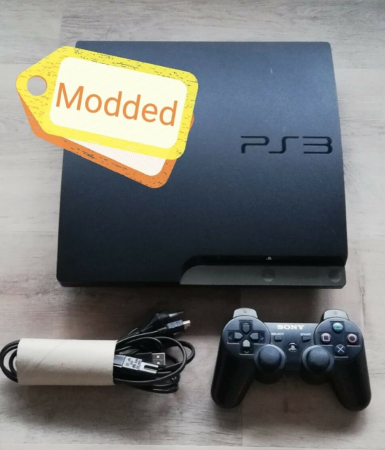 Playstation 3, Jailbroken Emulator PS3, Få alle de gamle…