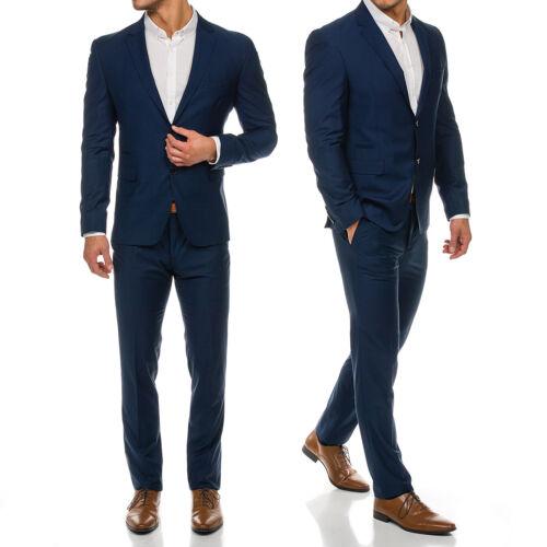 1j2 Herren Slim Sakko Men Classic Anzug Casual Bolf Fit Blazer Klassisch Jacke zvCxRUq