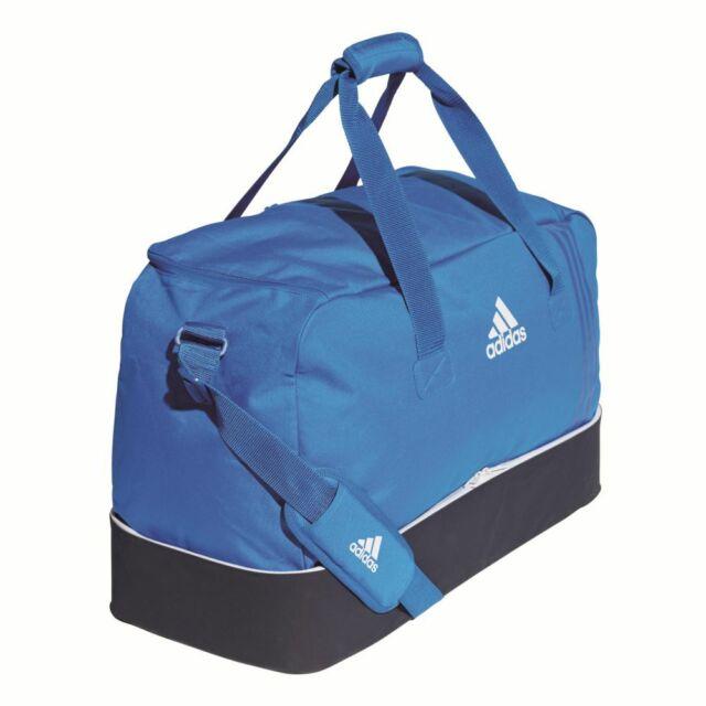 adidas Tiro Teambag Bottom Compart Gr. L blau