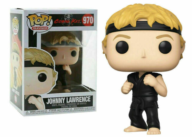 Cobra Kai Funko Pop #970 Johnny Lawrence Television Karatè Kid | Acquisti  Online su eBay