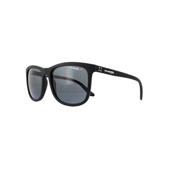 baa77bab4e Arnette Sunglasses Chenga 4240 01 81 Matte Black Grey Polarized for ...