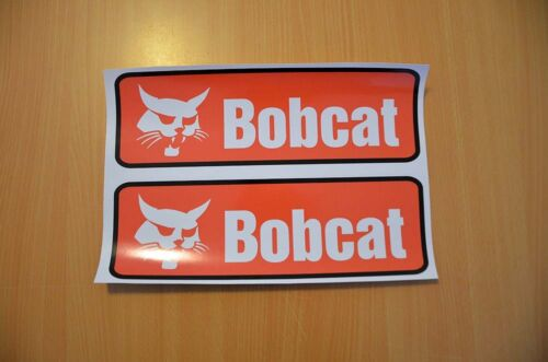 ANY MODEL Bobcat T250 DECALS Stickers Skid Steer loader New Repro decal Kit
