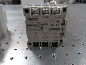 Omron Relay G3PB415B3VD 1224V Solid State Relay for heater