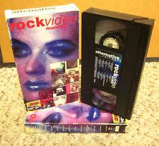 BUFFALO TOM Luscious Jackson FAITH NO MORE Shed Seven videos VHS Blind Melon BTE