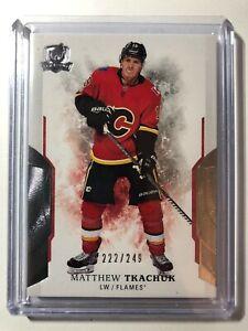 2017-18-Upper-Deck-The-Cup-Matthew-Tkachuk-Calgary-Flames-249