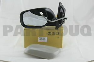 Genuine Toyota 87940-35350-H0 Rear View Mirror Assembly