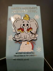 2020 Disney Dumbo Christmas Pin