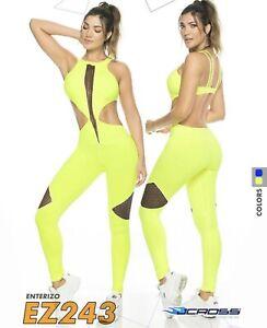 JCROSS LEGGING Lj003 Colombian Activewear one size